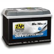 ZAP Silver Premium 80Ah 760A
