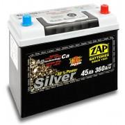 ZAP Silver 45Ah 360A P+/L+