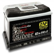 ZAP Silver 62Ah 510A
