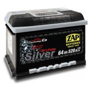 ZAP Silver 64Ah 520A