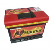 BANNER Power Bull 62Ah 540A
