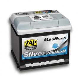ZAP Silver Premium 54Ah 520A