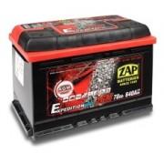 ZAP Exedition Plus AGM 70Ah 640A